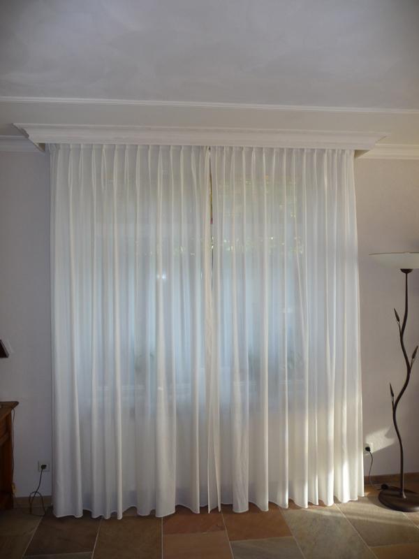Ontwerp gordijnen koof gehoor geven aan uw huis - Versier een kleine woonkamer ...